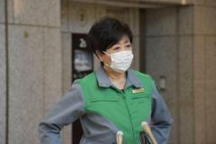 東京都緊急事態宣言、4月29日~5月9日で調整 小池知事のイメージ画像