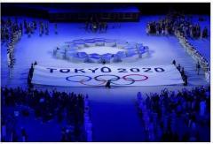 五輪開会式中継で「独島」アピール、無分別すぎる韓国メディアのイメージ画像