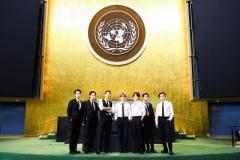 BTS、国連総会で演説&PTD披露のイメージ画像
