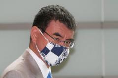 自民で唯一開催を疑問視「東京五輪何があるか分からない」 河野大臣のイメージ画像