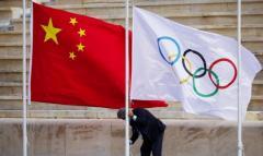 北京冬季大会ボイコット中止訴え、活動家が人権問題巡りのイメージ画像