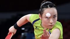 【五輪卓球】伊藤美誠、2つ目の金へシングルス初戦突破 22歳差対決制すのイメージ画像