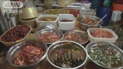 """韓国のキムチ輸出""""過去最高""""に 新型コロナ影響か"""