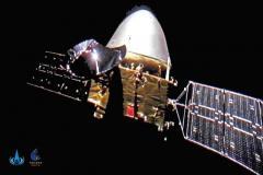 中国の無人探査機が火星着陸 「宇宙強国」掲げるのイメージ画像