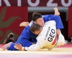 ウルフ・アロンが柔道男子100キロ級金メダル! 同級制覇は井上康生以来21年ぶり 柔道3冠達成のイメージ画像