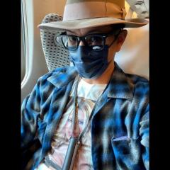木村拓哉、チェック服&ハットの私服姿が大不評「同じコーデでダサい」のイメージ画像