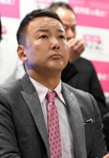 山本太郎氏の東京8区出馬に地元立民党員が抗議 枝野代表に説明要求のイメージ画像