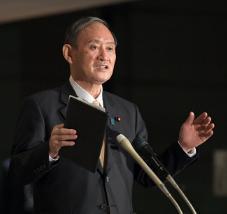 菅首相いら立ち「同じような質問ばっかり」 一問一答詳報のイメージ画像