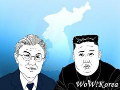 韓国統一部、「南北通信連絡線の復元を歓迎…北朝鮮側とテレビ会議できるよう協議する」のイメージ画像