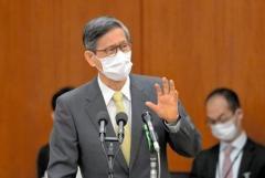 大阪の感染「一応はピークアウト」 尾身氏が国会で答弁