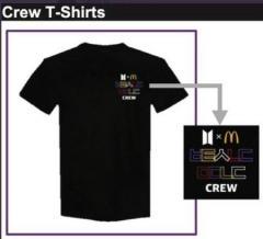 世界49か国の「マクドナルド」店員、「BTS Tシャツ」着用し接客へ=今月26日よりスタート