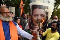 リアーナさんやグレタさん、農民デモ支持の投稿 印政府は批判のイメージ画像