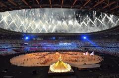 五輪開会式視聴率、関東地区で56.4% 64年東京大会に次ぐ高さのイメージ画像