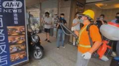 台湾でコロナ感染者が急増 警戒レベル引き上げ