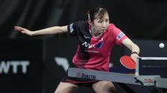 早田ひな、決勝進出 東京五輪韓国代表左腕に大逆転勝利<卓球・WTTスターコンテンダードーハ>のイメージ画像