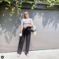木下優樹菜、着まわしコーデが大酷評「やっぱり短足」「下っ腹出てる」のイメージ画像