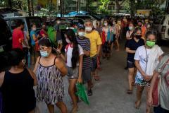 コロナ死者の93%が未接種 東ネグロス州ドゥマゲテ市 フィリピンのイメージ画像