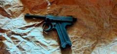 実家で旧日本軍の拳銃発見 警察に届け出た結果「やっぱこれか」のイメージ画像