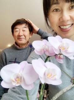 東尾理子のブログに登場した石田純一の姿に騒然「え?誰?すごい老けた」