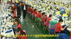 アメリカ 中国によるウイグル族強制労働製品全面排除決定 日本にも影響のイメージ画像