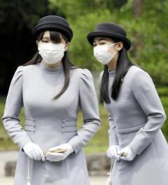 眞子さま、結婚報告のために武蔵野陵を参拝 皇室11~17日のイメージ画像