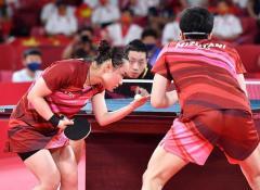 中国メディアが水谷隼、伊藤美誠のコロナルール破りを指摘「台を手で触った」のイメージ画像