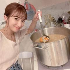 辻希美、寸胴鍋を使った豚汁作りに批判殺到「投稿のためでしょ?」のイメージ画像