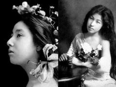 着物を脱いだ芸者たち、100年前の美女はどれほど現代と違うのかのイメージ画像