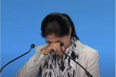 「消えない傷を心に残した」 ウイグル人女性、中国の強制収容所での体験を涙で語るのイメージ画像