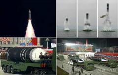 北発射の未詳飛翔体、「潜水艦発射弾道ミサイル(SLBM)」の可能性高い=韓国報道のイメージ画像