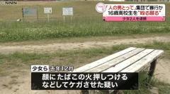 """女子高生に""""集団リンチ""""無職の少女ら逮捕"""