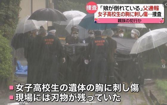 【福井】女子高生死亡、殺人容疑で祖父逮捕 ★2  [首都圏の虎★]->画像>2枚