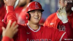 エンゼルス・大谷翔平 野球専門誌「ベースボール・アメリカ」が選ぶ年間最優秀選手に選出のイメージ画像