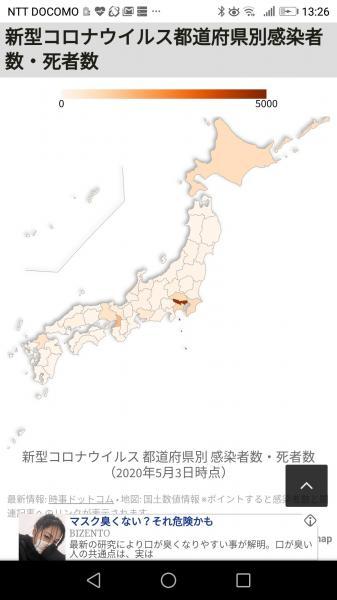都道府県 人 口  コ