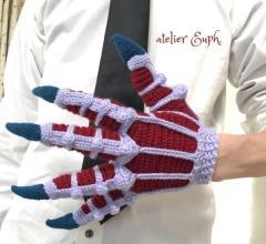 お待たせしましたスゴイやつ かぎ針編み作家が「鬼の手」を作ってみたのイメージ画像