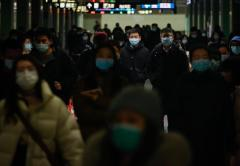中国当局、北京で160万人対象にロックダウン コロナ7人確認でのイメージ画像