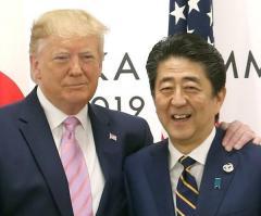 安倍晋三氏は「米国憲政史上最悪の大統領を支えた総理大臣」として記憶されるのイメージ画像