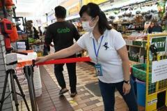 ワクチン未接種、出社禁止へ 感染急増、対策強化 シンガポール