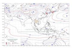 猛暑日!バンコクなど最高気温38度の予報「2021年5月11日の天気」のイメージ画像