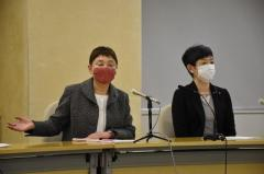 東京オリンピック中止を申し入れ 共産都議団「コロナ対策に集中を」のイメージ画像
