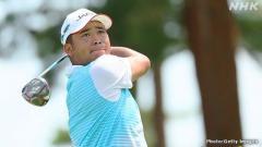 オリンピック ゴルフ松山英樹 メダル獲得ならずのイメージ画像
