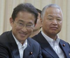 岸田首相と甘利幹事長、Dappiの取引先企業の幹部疑惑のイメージ画像