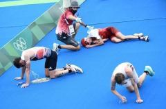 どちら側が本当の「下水」なのか?=東京オリンピックの韓国報道のイメージ画像