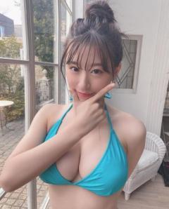 「可愛いの大渋滞」NMB48 上西怜、抜群のプロポーション光る水着オフショットを披露のイメージ画像