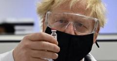 イギリス 新型コロナ 感染者増加傾向 医療ひっ迫懸念の声も