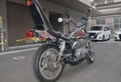 改造バイクを無免許運転 容疑の21歳男「身に覚えがない」 鹿児島市のイメージ画像
