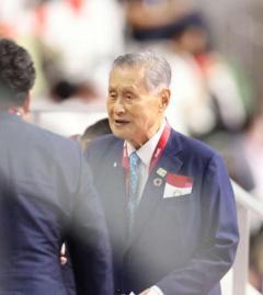 森喜朗前会長の「名誉最高顧問就任」一部報道に「答え差し控えたい」組織委のイメージ画像