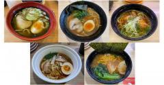回転寿司のラーメンがおいしいランキング、4位「かっぱ寿司」3位「スシロー」2位「くら寿司」1位はあのお店?のイメージ画像
