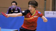 卓球日本女子、韓国の待つ決勝へ 安藤みなみ、早田ひな、佐藤瞳で3-0勝ち<アジア選手権>のイメージ画像