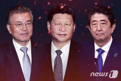 文大統領、きょうから日韓中外交戦